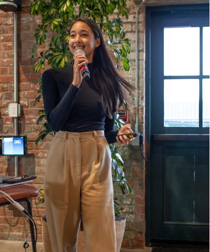 Kaisha Hom, Pinterest